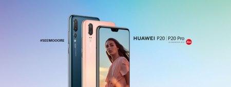 Huawei P20 y P20 Pro llegan a México ¡conoce sus atractivos precios y promociones!