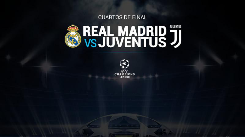 Real Madrid vs Juventus, Champions 2018 ¡En vivo por internet! - real-madrid-vs-juventus-televisa-deportes-2018