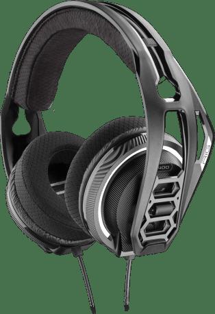 Plantronics presenta nueva familia de auriculares Gamers compatibles con Dolby Atmos - rig-400lx