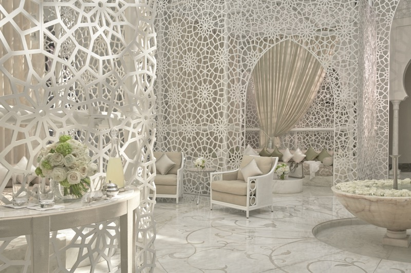 Los 10 alojamientos más Instagrameables del mundo, en Booking.com - royal-mansour-marrakech