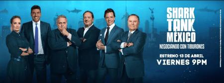 GoDaddy patrocinador de la tercera temporada de Shark Tank México