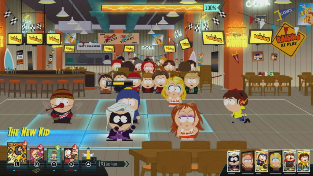 South Park: Retaguardia en peligro ¡disponible para Nintendo Switch! - south-park-retaguardia-en-peligro