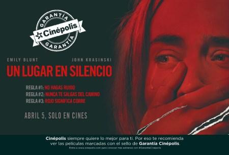 La película Un lugar en silencio ¡ya en cartelera!