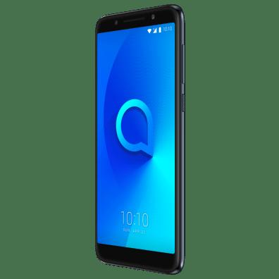 Alcatel presenta en México nuevas series de smartphones: Alcatel 3C, 3X y 5 - alcatel-3x_spectrum-blackopvm_front-right