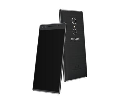 Alcatel presenta en México nuevas series de smartphones: Alcatel 3C, 3X y 5 - alcatel-5_black_