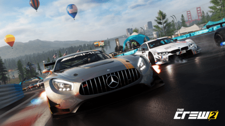 Ubisoft anuncia la beta cerrada de The Crew 2