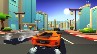 El frenético arcade de carreras Horizon Chase Turbo en PS4 y Steam - carreras-horizon-chase-turbo