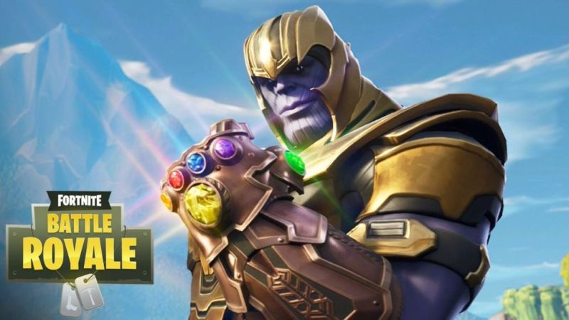 dcsfpwyvaaa7ftc 800x450 Thanos de Infinity War llega a Fortnite: Battle Royale