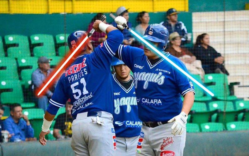 ¡Así festejó el mundo del deporte el Star Wars Day! - dcxosmyu8aapud7-800x502