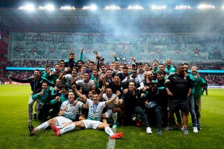 Santos Campeón de Clausura 2018 de la Liga MX