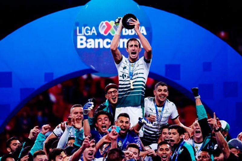 Santos Campeón de Clausura 2018 de la Liga MX - ddr_c63vaaaj6em-800x534