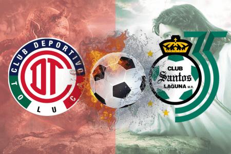 Horario Toluca vs Santos Gran Final de la Liga Mx Clausura 2018