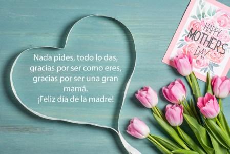 Frases del día de la madre 2018 para felicitarlas el 10 de mayo