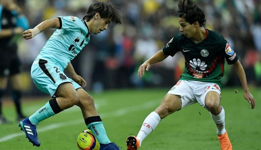 Horario de Santos vs América en la Semifinal del C2018 y en qué canal verlo - hora-santos-vs-america-semifinal-clausura-2018