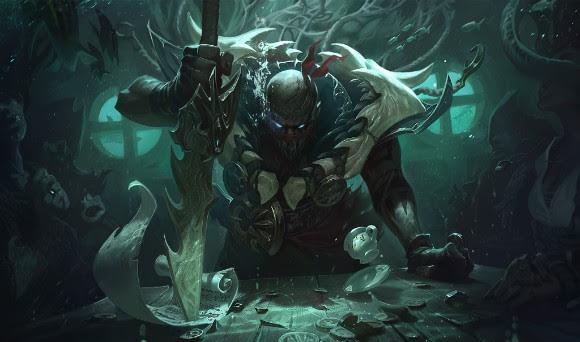 Nuevo campeón llega a League of Legends: Pyke - league-of-legends-pyke