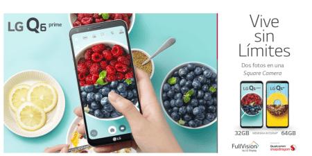 LG comenzó la liberación de la actualización de software para la familia Q6