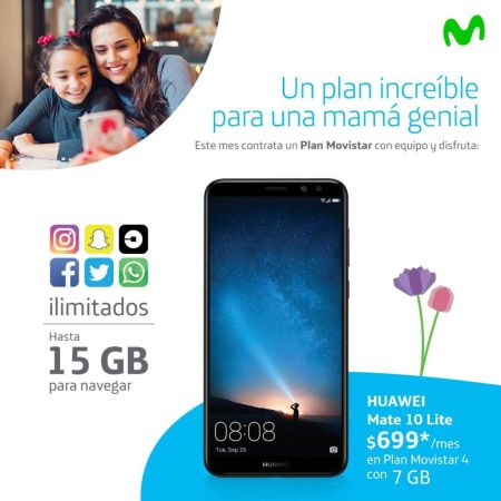 Promociones de Movistar para el día de las madres 2018 - mama-siempre-gana-con-movistar_1
