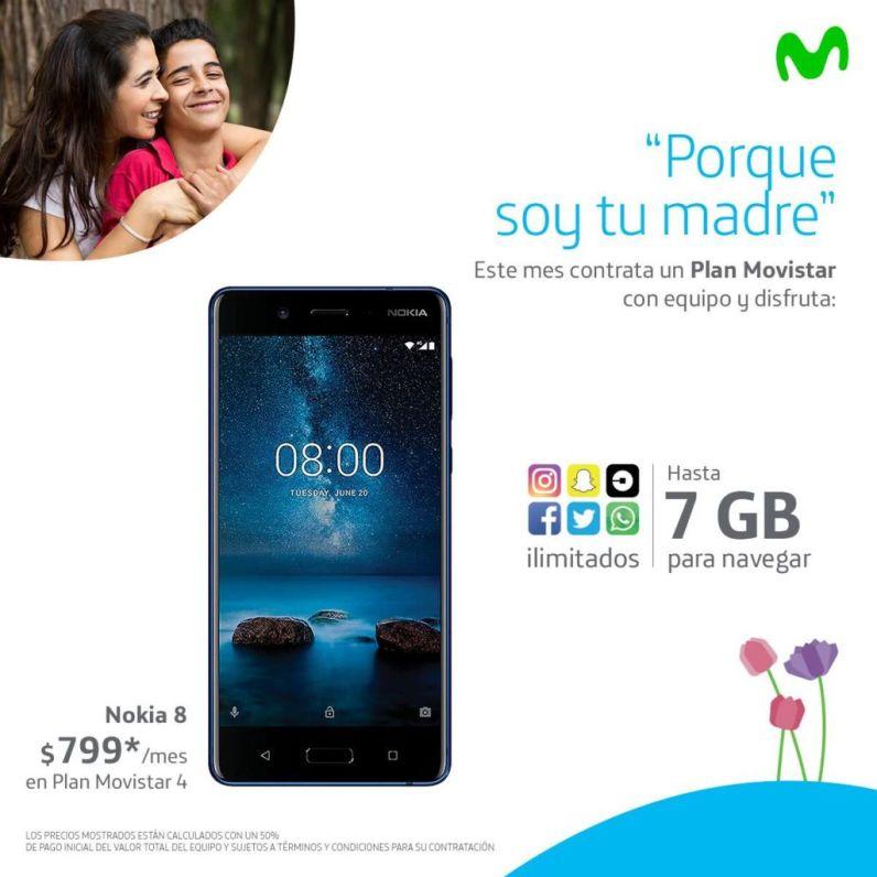 Promociones de Movistar para el día de las madres 2018 - mama-siempre-gana-con-movistar_3