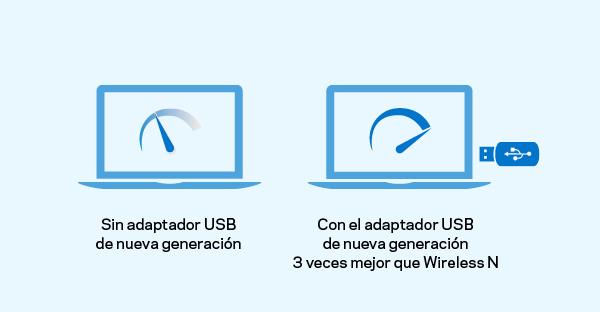 Mini adaptador Wi-Fi USB de Linksys actualizará tu antigua computadora - mini-adaptador-wi-fi-usb-de-linksys