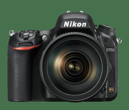 Las promociones que Nikon tiene en el Hot Sale - nikon-d750-450x383