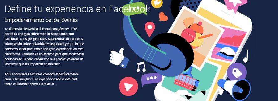 Facebook presenta portal para jóvenes - portal-para-jovenes-de-facebook