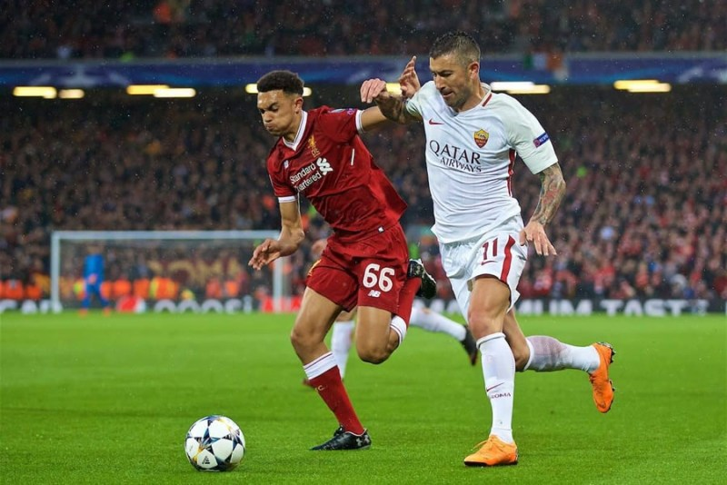 Roma vs Liverpool, Champions League 2018 ¡En vivo por internet!   vuelta - roma-vs-liverpool-semifinal-champions-2018-vuelta