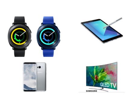 ¡Samsung en el Hot Sale 2018! conoce sus promociones