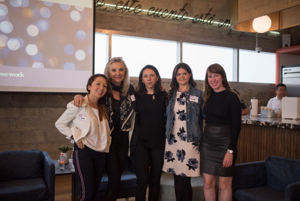 WeWork lanzó She Leads, iniciativa para promover la igualdad de género en México - she_leads_wework_11
