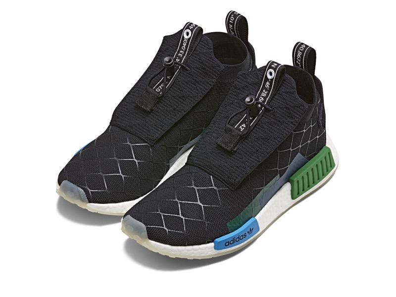 adidas Consortium y Mita vuelven a unirse para crear dos nuevos estilos de calzado - adidas-consortium-mita-05-800x600