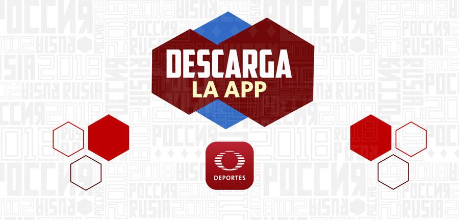 App de Televisa Deportes: Para ver el mundial en tu celular o tablet (iOS y Android) - app-de-televisa-deportes