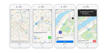 Apple Maps se cayó a nivel mundial