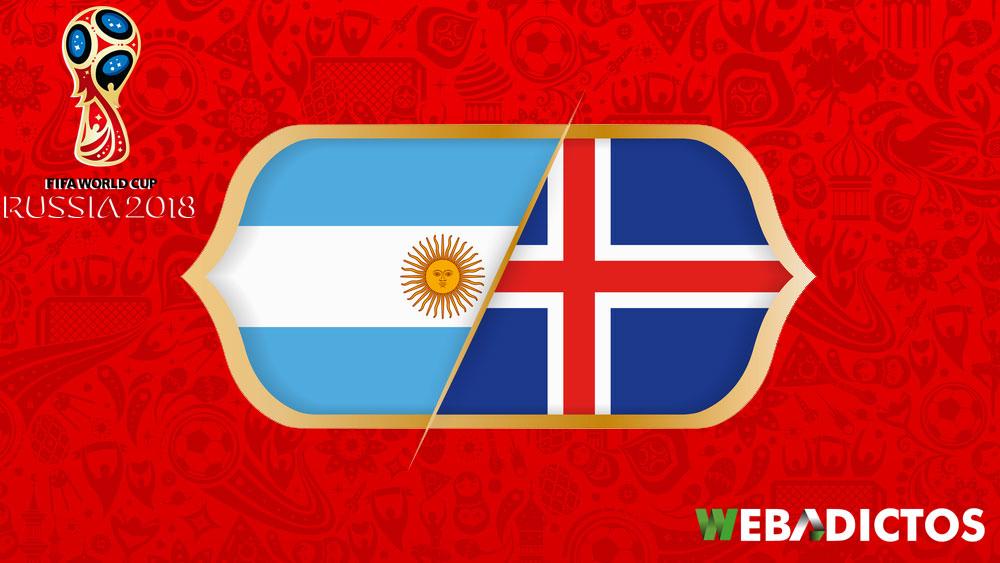 Argentina vs Islandia, Mundial Rusia 2018 ¡En vivo por internet! | Grupo D - argentina-vs-islandia-mundial-2018