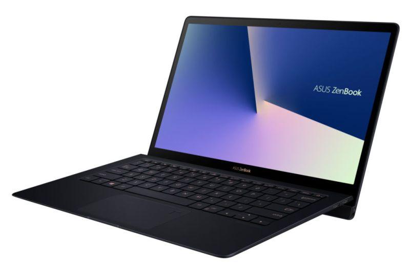 Computex 2018: ASUS lanza nueva Zenbook S con pantalla 4K - asus-zenbook-s-800x537