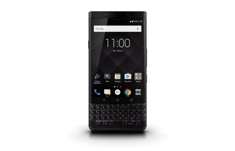 BlackBerry KEYone Black Limited Edition llega a México ¡Edición limitada! - blackberry-keyone-edicion-limitada-800x513