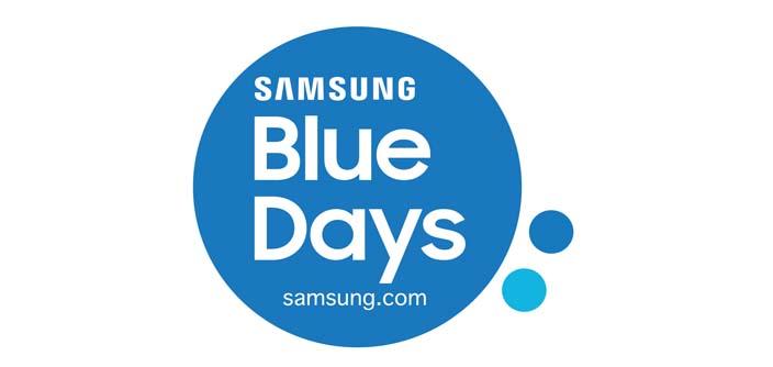 Samsung México presenta el programa de recompensas: Blue Coins - blue-coins-blue-days