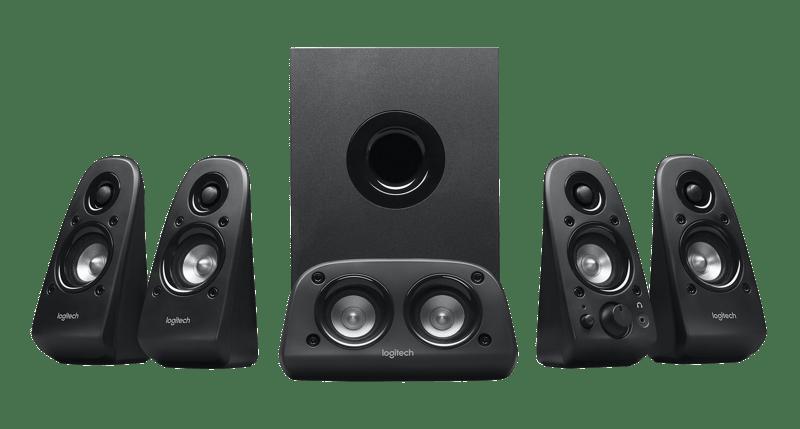 ¿Qué es mejor? videojuegos con audífonos o bocinas - bocinas-z506-800x429