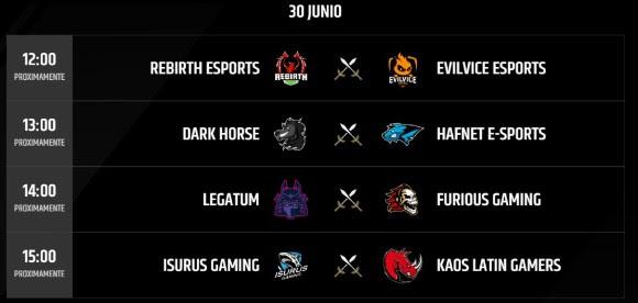 Semana 2 de la CLS Clausura 2018 de League of Legends - cls-clausura-2018-de-league-of-legends