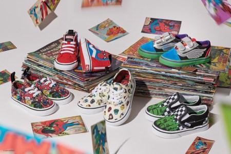 Colección Vans x Marvel: calzado, ropa y accesorios de los personajes icónicos del Universo Marvel - coleccion-vans-x-marvel