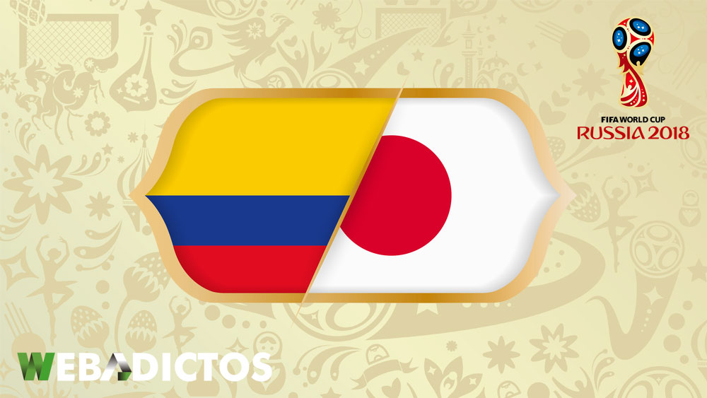 Colombia vs Japón, Mundial Rusia 2018 ¡En vivo por internet! - colombia-vs-japon-mundial-2018