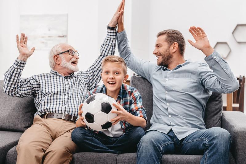 Recomendaciones para celebrar dos eventos a la vez: Día del Padre y el Mundial - dia-del-padre-y-el-mundial
