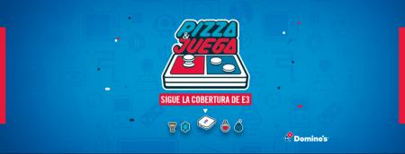 """Domino's presenta """"Pizza y Juega"""" ofrecerá experiencias únicas para los fanáticos de los videojuegos"""