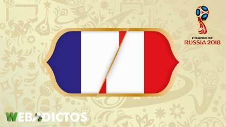 Francia vs Perú, Grupo C del Mundial 2018 ¡En vivo por internet!