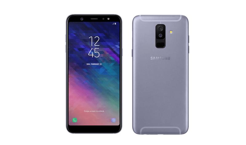Galaxy J4,J6,J8, A6+ los nuevos integrantes de la familia Galaxy 2018 - galaxy-a6plus-smartphone-800x472