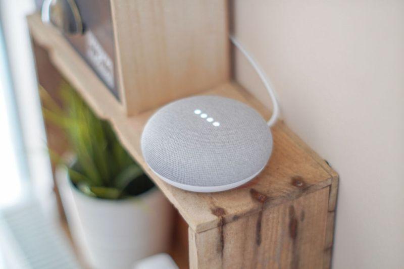 Google Home tiene descuentos exclusivos en Mercado Libre - google-home-800x533