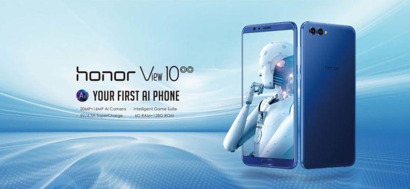 Honor anuncia su entrada oficial en América Latina ¡conoce en que países! - honor_view10-800x369