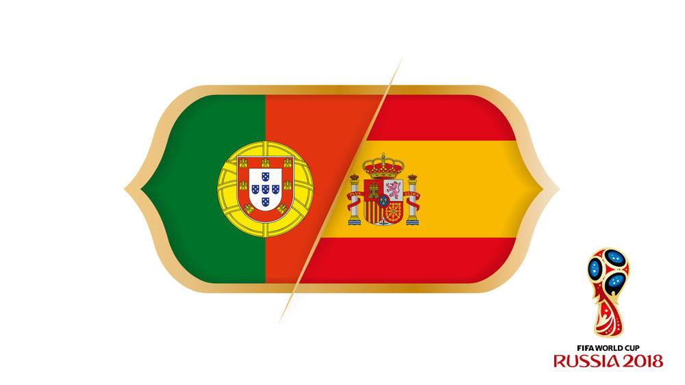 A qué hora juega Portugal vs España en el Mundial 2018 y en qué canal lo pasan - horario-portugal-vs-espana-mundial-2018