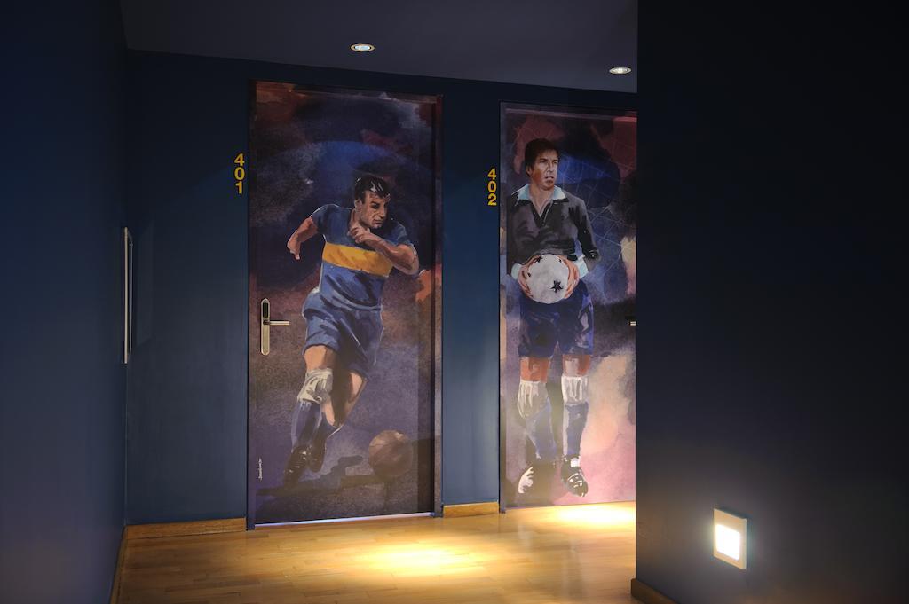 Los 5 hoteles más futboleros que existen alrededor del mundo - hotel-boca-juniors-by-design-argentina
