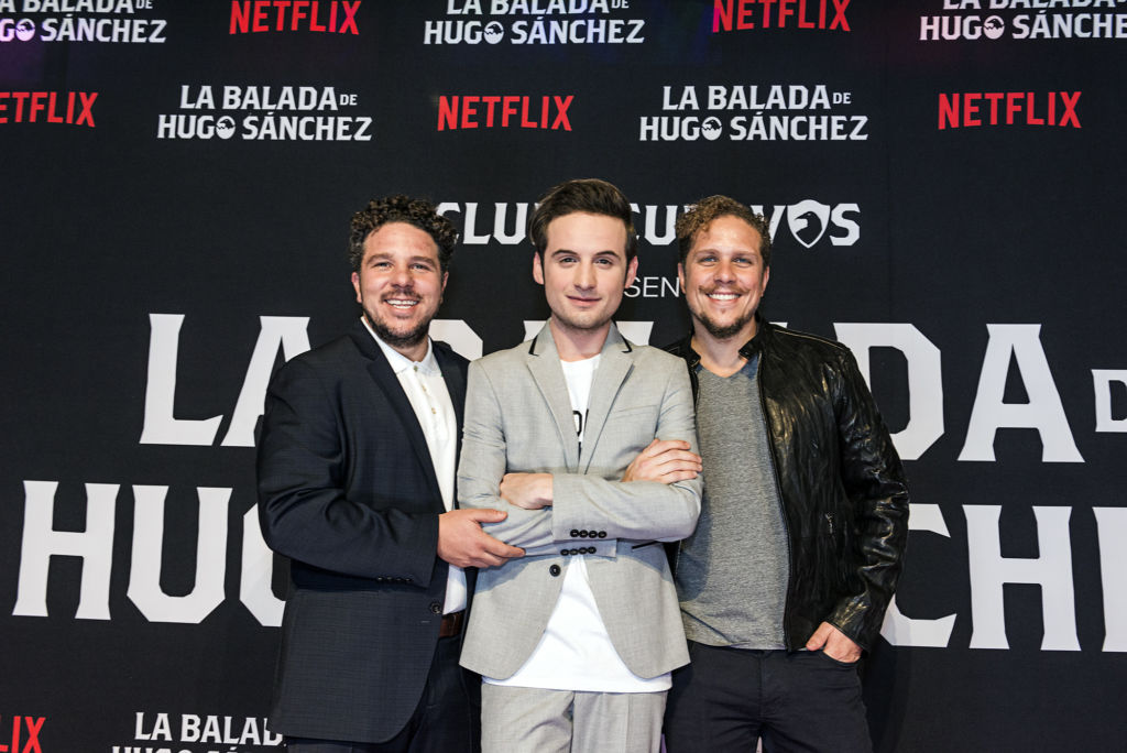 Netflix estrena La Balada de Hugo Sánchezel17 de junio - hugo_sanchez_special_screening_mexico_june_2018_16