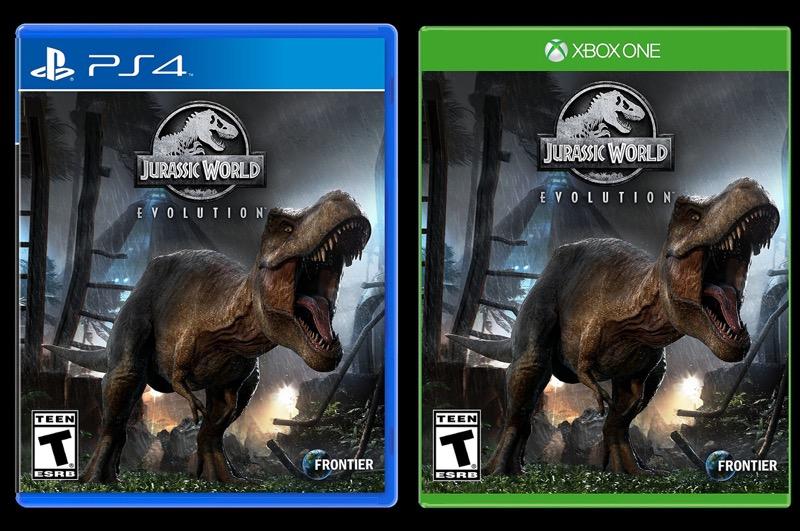 Jurassic World Evolution llega el 3 de Julio para PS4 y Xbox One - jurassic-world-evolution_1-800x531