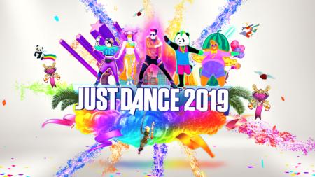 Ubisoft revela la fecha de venta de Just Dance 2019